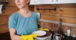 Bulaşıklarınızı makineye koymadan önce durulamanıza gerek yok!