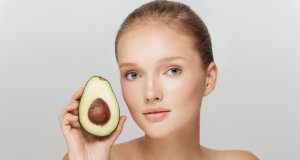 Cilt bakımında avokado